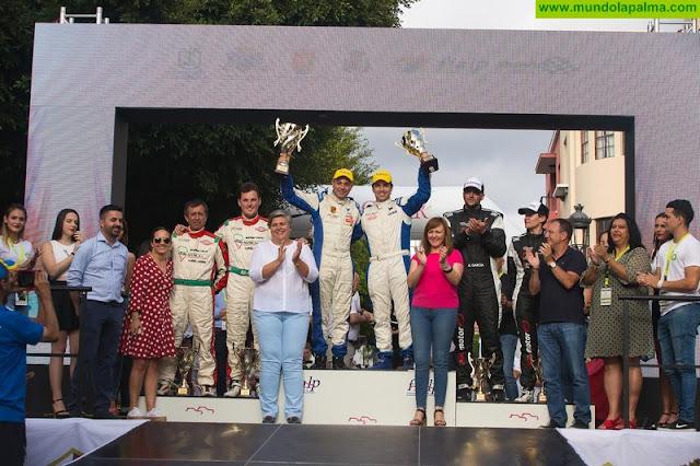 Enrique Cruz conquista una vez más el 45 Rallye de Senderos de La Palma