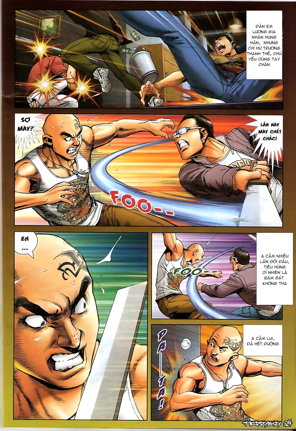 Người Trong Giang Hồ - Chapter 1327: Đàn ông đích thực - Pic 20