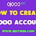 How to Create Ojooo Account?