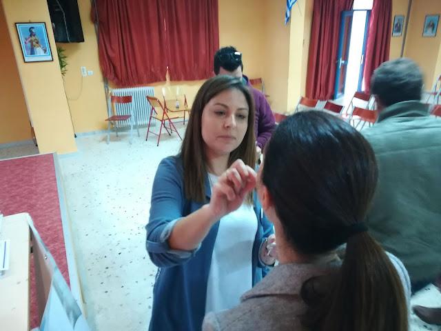 Οι σπουδαστές του Δ.ΙΕΚ Ναυπλίου γίνονται εθελοντές δότες μυελού των οστών