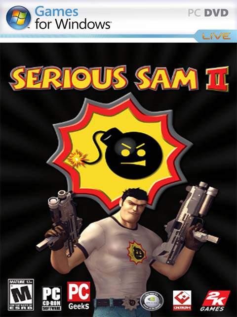تحميل لعبة Serious Sam 2 مضغوطة كاملة بروابط مباشرة مجانا