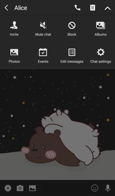 Bear Lover (Galaxy ver.)