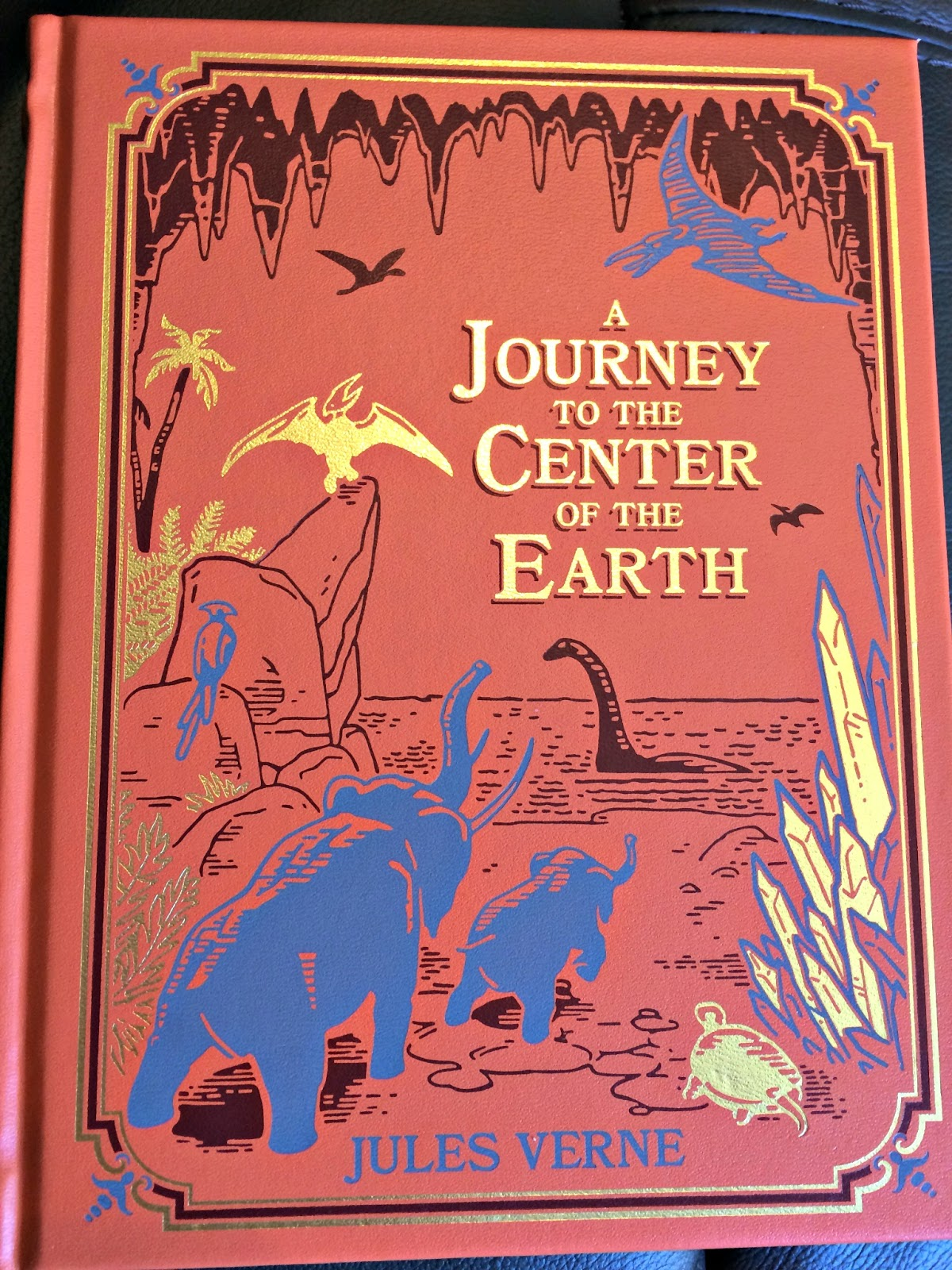 A Journey to the Center of the Earth - book review ...