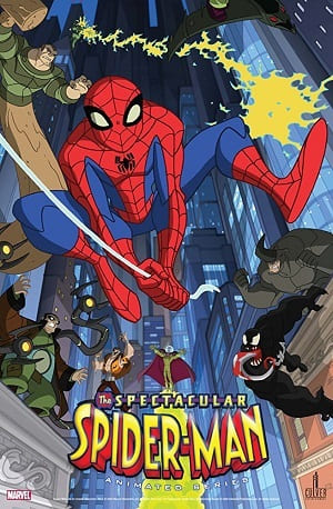 Poster O Espetacular Homem-Aranha (1ª e 2ª Temporada) Download via Torrent