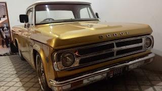 LAPAK MOBIL KLASIK : Forsale Classic Pickup Dodge 1979