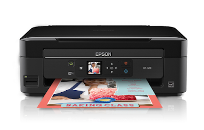 """Epson Expression Home XP-320"""
