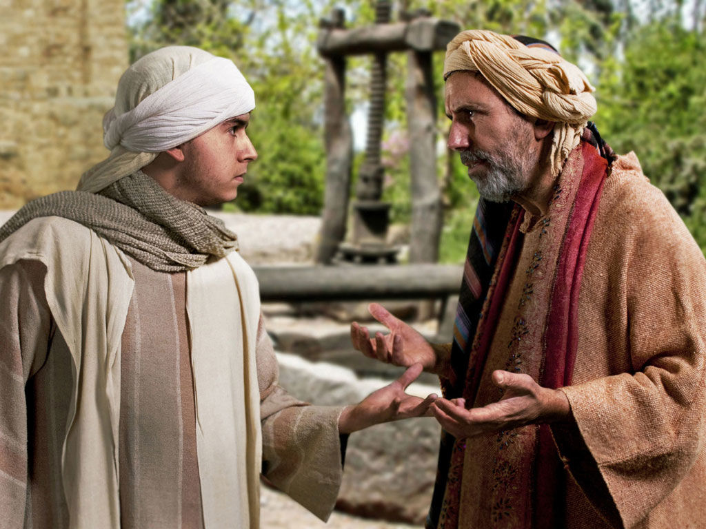 The Revelation Of Jesus Christ The Prodigal Son