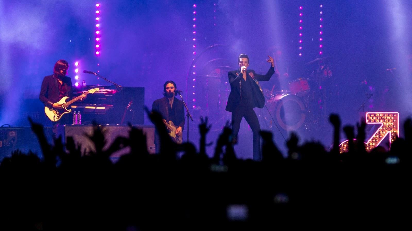 Caralho, The Killers, que show foi esse?