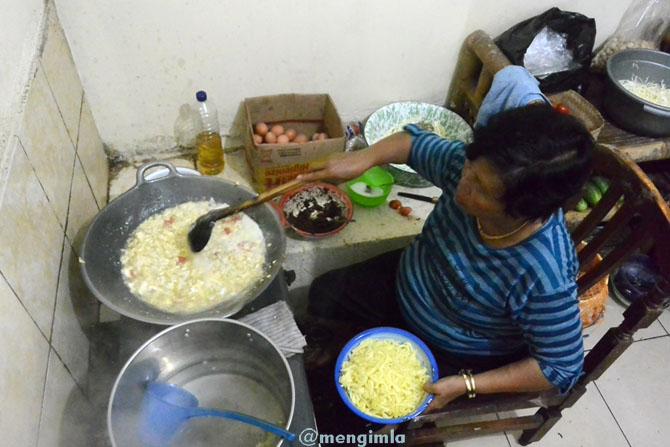 Menilik pembuatan Miedes khas Bantul