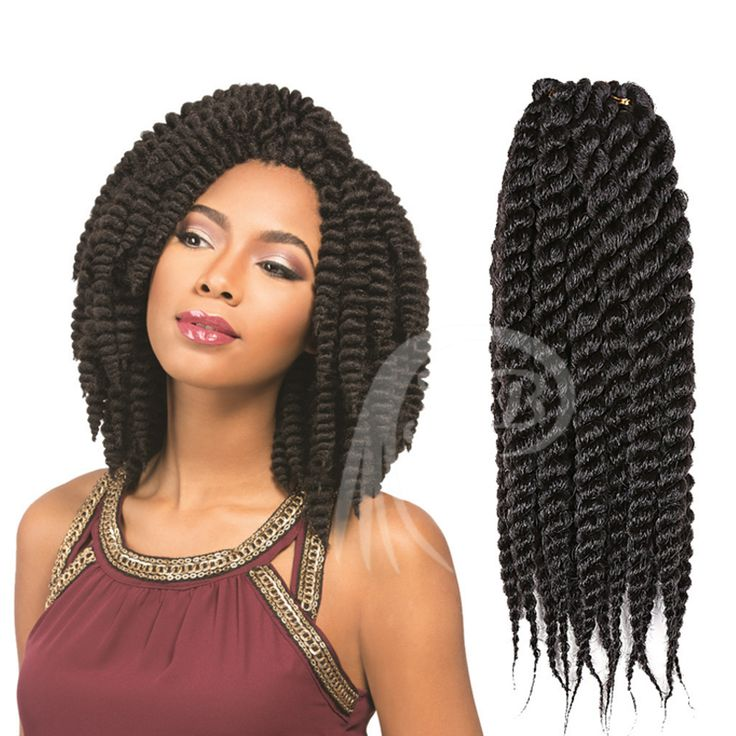 Crochet Braids Hairstyles - For Women - KiziFashion