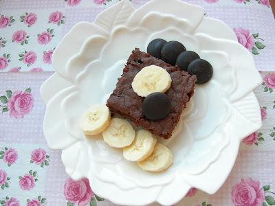 Muzlu cıkolatalı kek