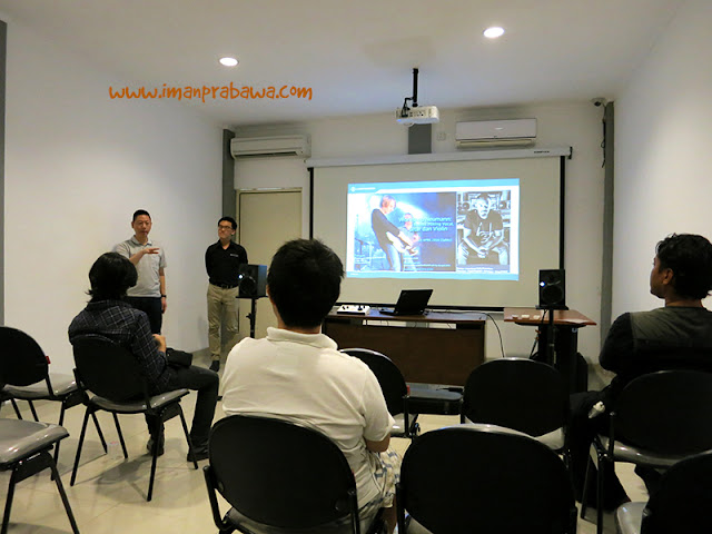 Belajar di Workshop Neumann Chandracom