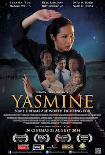 tidak lupa meskipun malam minggu begini admin tetap sanggup meluangkan waktu untuk share fil Download Film Yasmine 2014 Tersedia