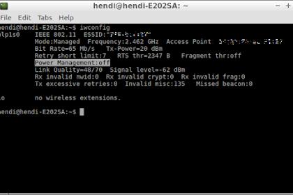 Tips Meningkatkan Sinyal Wifi di Lubuntu