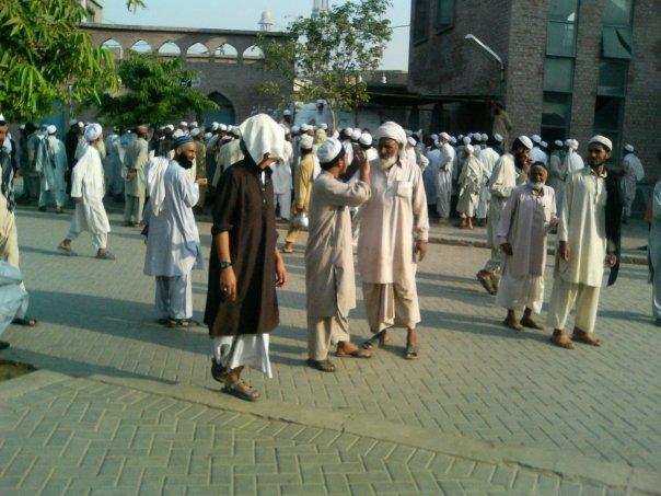 Jamaah Tabligh, Ikhwan Muslimun atau Salafiyyun