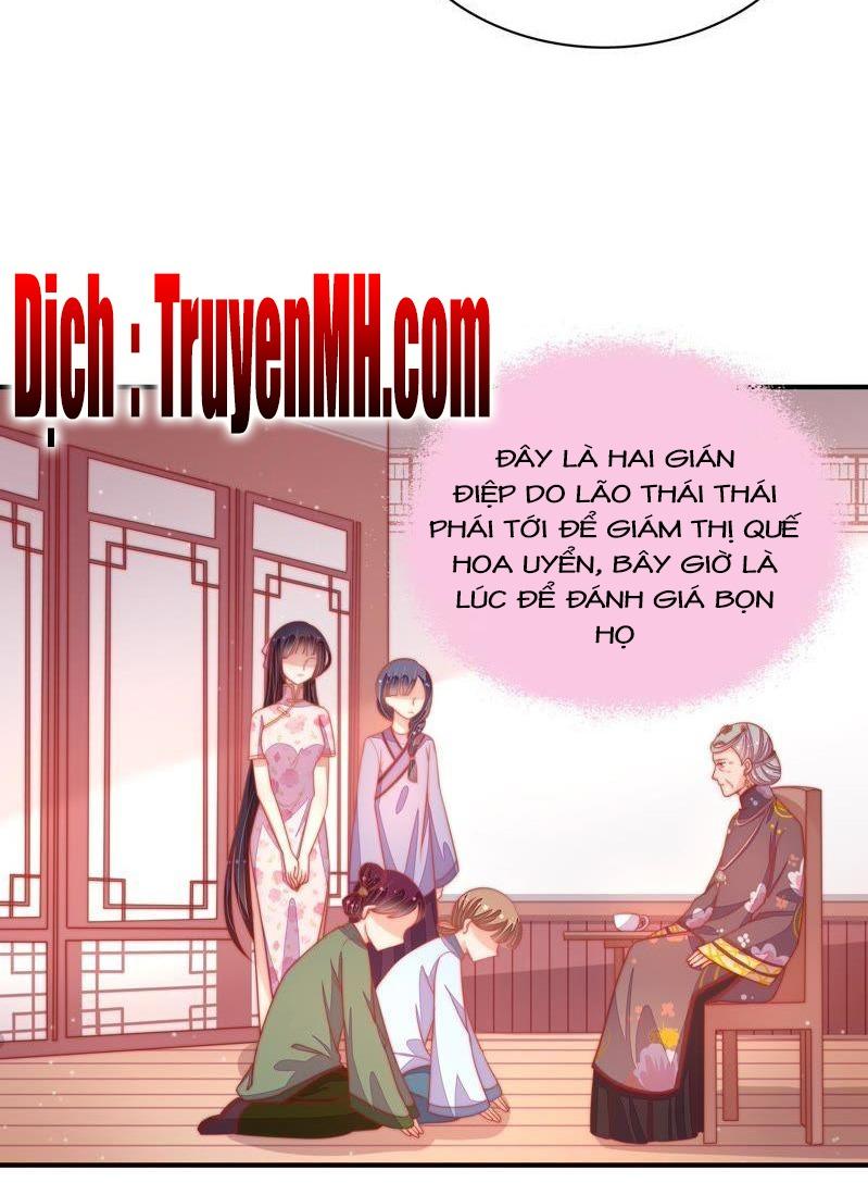 Ngày Nào Thiếu Soái Cũng Ghen chap 127 - Trang 10
