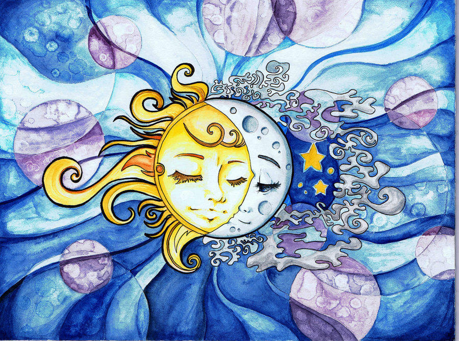 And the Sun said to the Moon… | Shameet