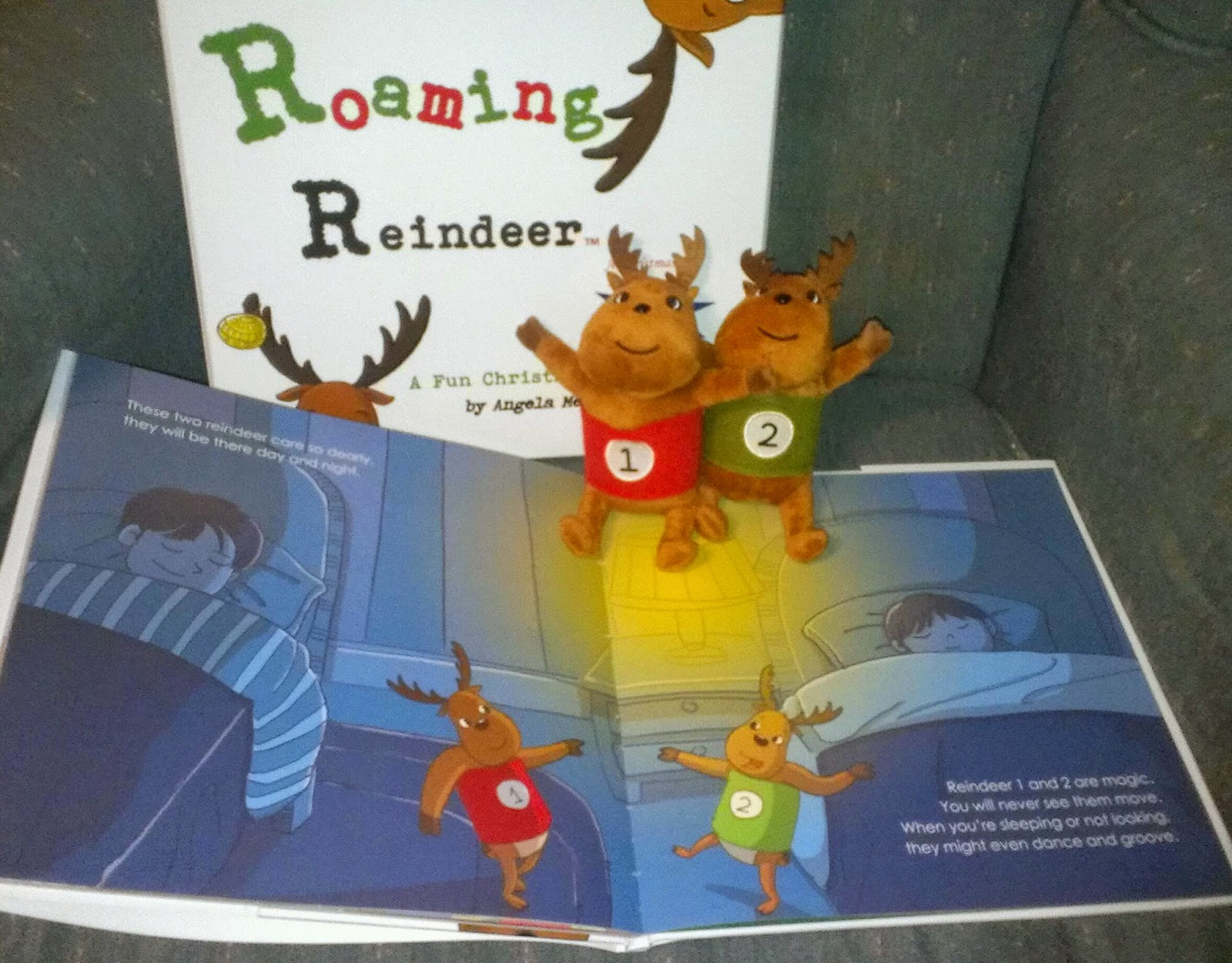 roaming reindeer set 2