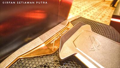Sesuatu yang Tipis, Ringan dan Kencang Menarik Banyak Perhatian di ASUS ROG Master Indonesia 2017