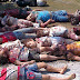 Killings of Muslims in Syria by Asad Regime Forces