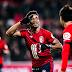 Ex-São Paulo marca na vitória do Lille pelo Campeonato Francês