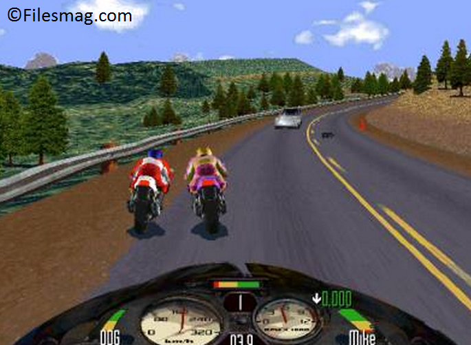 Road Rash 2002 Download For PC Game