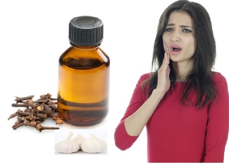 Stop a Toothache with Natural Tips
