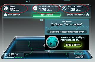 cara cek kecepatan internet paling mudah - internet