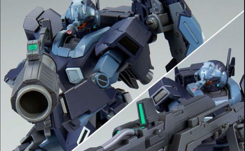 P-Bandai: HGUC 1/144 Jesta [Shezarr Type, Team B & C] - Release Info - Gundam Kits Collection News and Reviews