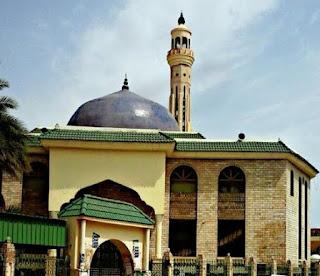 مسجد امدرمان الكبير