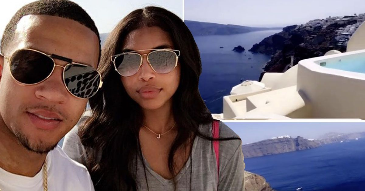 steve harvey daughter dating Steve and marjorie harvey's daughter, lori harvey is dating manchester united star memphis depay, and according to reports he just signed a $40 million dollar.