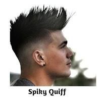 Spiky Quiff