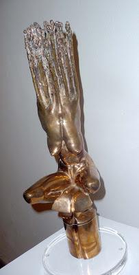 Bronzo  cm     53x16x19