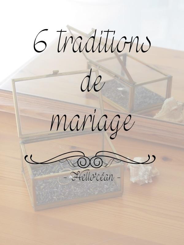 6 traditions de mariage que nous ne suivrons pas