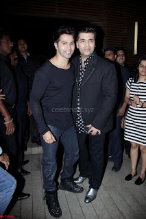 Badrinath Ki Dulhania Success Party by Varun Dhawan 104.JPG