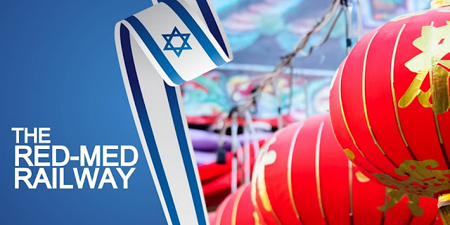 THINK TANK | The Red-Med Railway: New Opportunities for China, Israel, and the Middle East