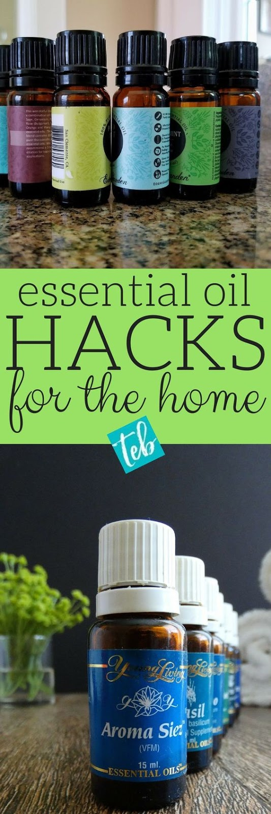 essential oil hacks tips tricks
