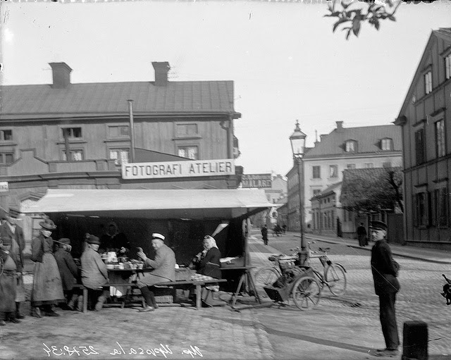 Vintage Photos Of Sweden From The Late 1800s To The Early
