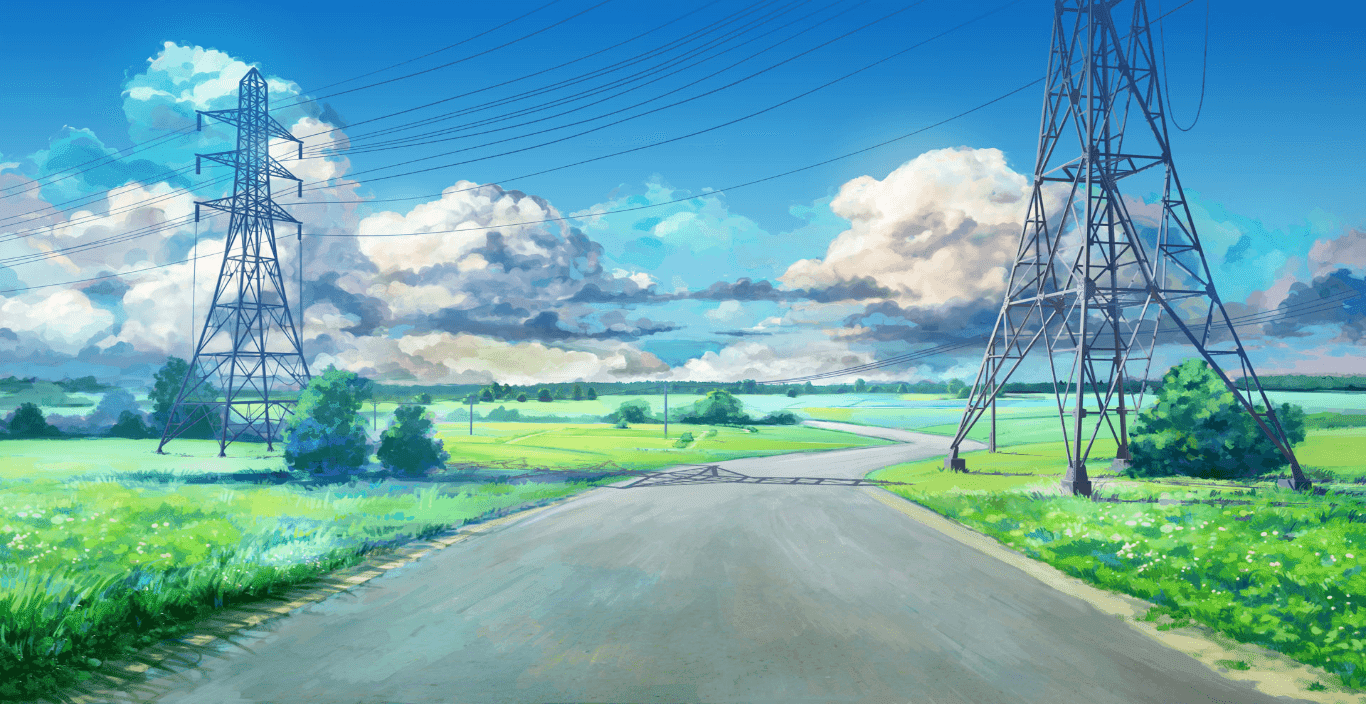 Everlasting Summer Road Wallpaper Engine Free