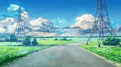 Everlasting Summer Road [Wallpaper Engine Free]