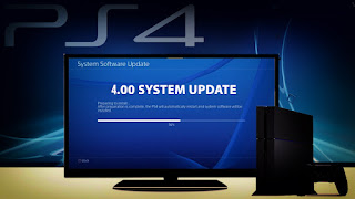 Playstation 4 Update 4.00
