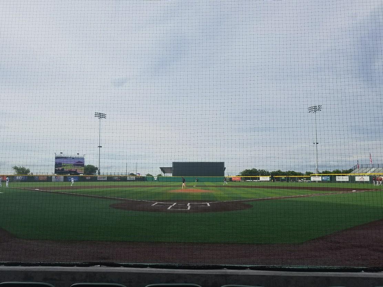 the depot cleburne railroaders baseball
