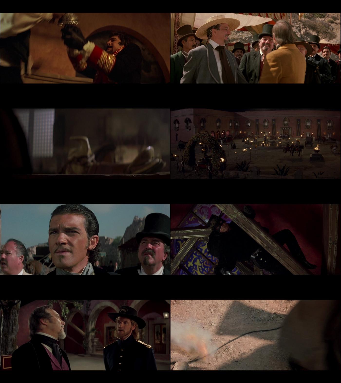 La mascara del Zorro 1080p Latino