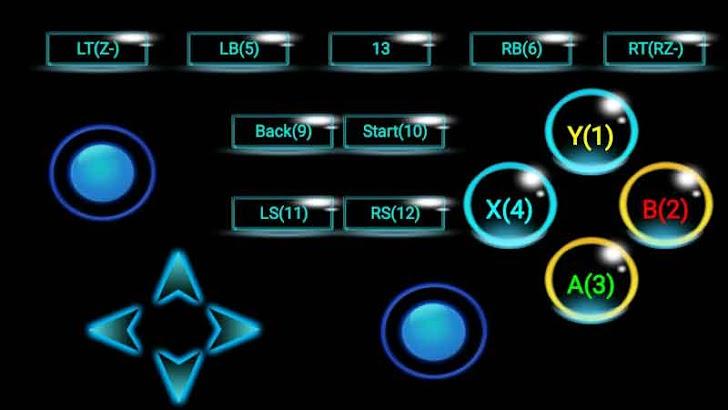 Cara Gampang Menjadikan Android Sebagai Gamepad / Joystick.