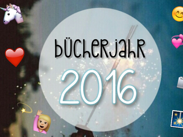 RÜCKBLICK AUF MEIN BÜCHERJAHR 2016