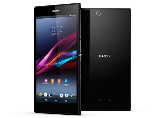 Spesifikasi & Harga Sony Xperia Z Ultra Terbaru
