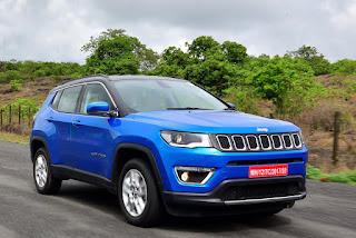 Jeep® Compass Bookings Touch the 10,000 Mark
