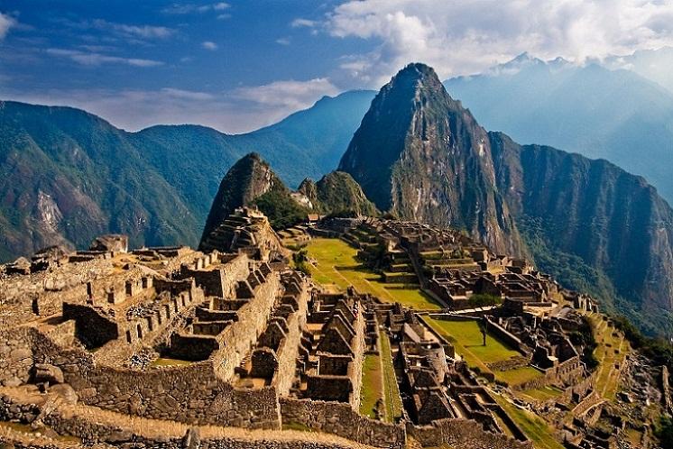 Machu Picchu, Kota Peninggalan Suku Inca