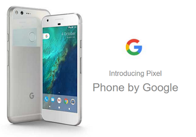Google Pixel Phone Official Specification, Features and Price Details