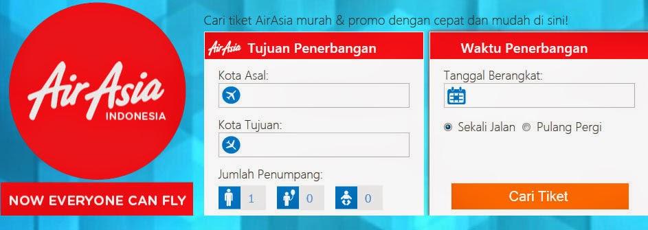 Air Asia Harga Tiket Pusat Pesawat Terbang